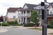 Photo of the Orchard Neighbourhood